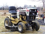 Download Sears garden tractor manual