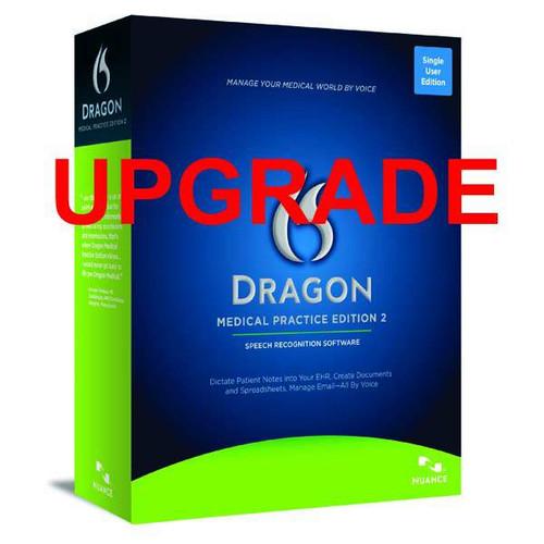 Dragon Medical Practice Edition 2 Upgrade