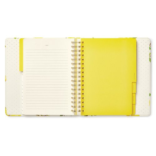 Kate Spade Lemon Recipe Book