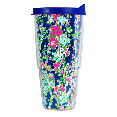 Lilly Pulitzer Insulated Tumbler ~ Southern Charm