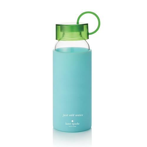 Kate Spade Water Bottle ~ Turquoise