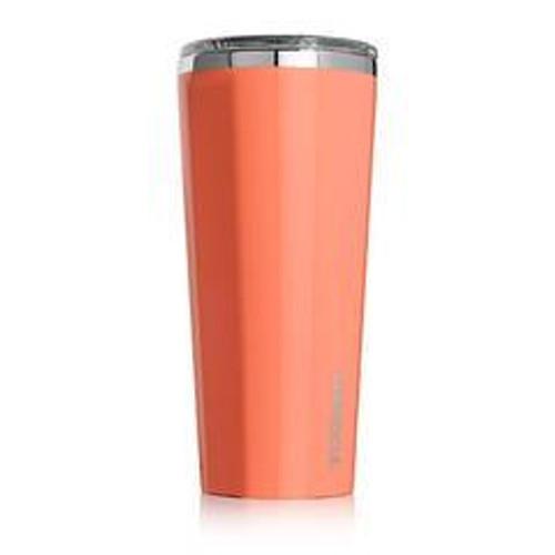 24 oz. Peach Echo Corkcicle Tumbler