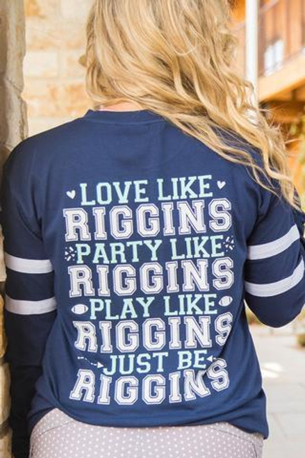Jadelynn Brooke ~ Love Like Riggins