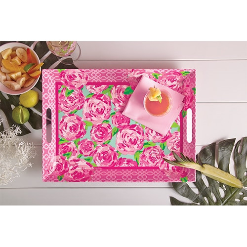 Lilly Pulitzer ~ First Impressions Melamine Tray