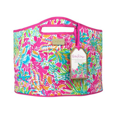 Lilly Pulitzer ~ Insulated Beverage Cooler in Spot Ya