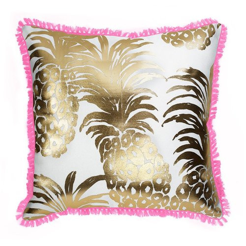 Lily Pulitzer ~ Flamenco Indoor/Outdoor Pillow