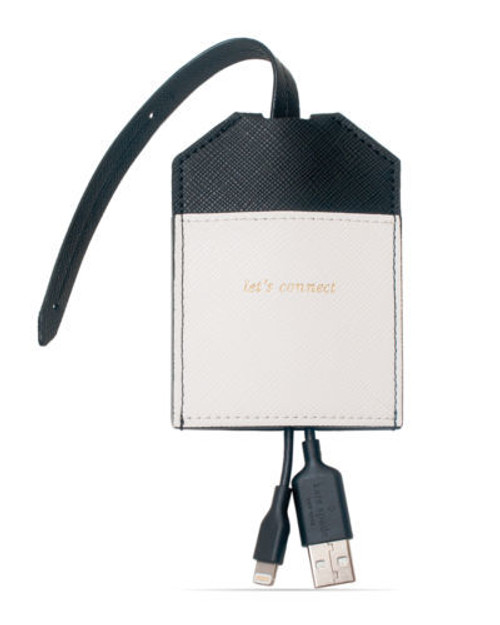 """Kate Spade ~ """"Let's Connect"""" Charger On the Go"""
