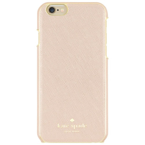 Kate Spade ~ Rose Gold Wrap Case for IPhone 6 Plus
