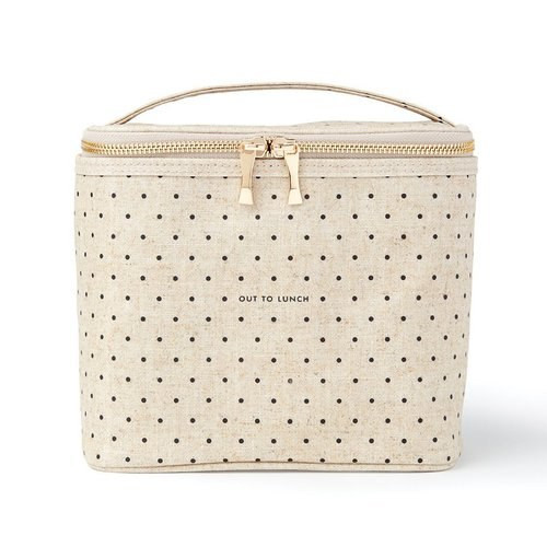 """Kate Spade ~ """"Out To Lunch"""" lunch tote"""