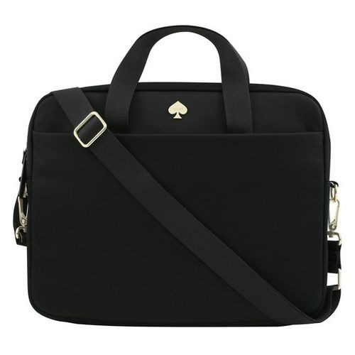 Kate Spade ~ Black Laptop Bag