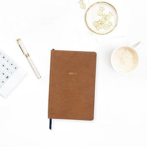 Emily Ley ~ Dapper Desk 2017 Planner