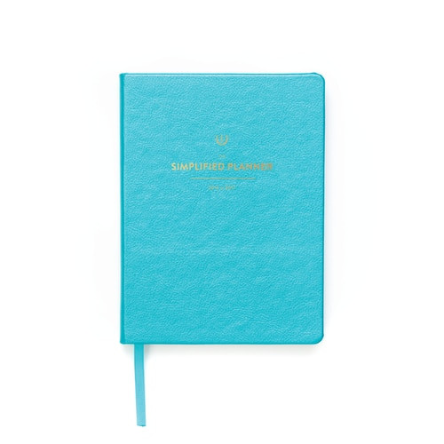 Emily Ley ~ Blue Simplified Planner 2016-2017