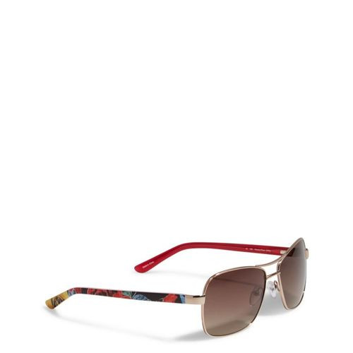 Vera Bradley ~ Kit Sunglasses in Havana Rose