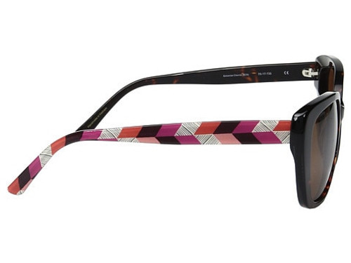 Vera Bradley ~ Beatrice Sunglasses in Bohemian Chevron