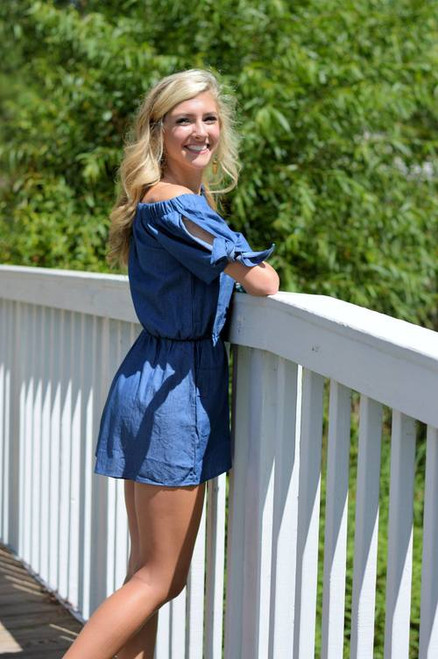 The LeAnne Romper
