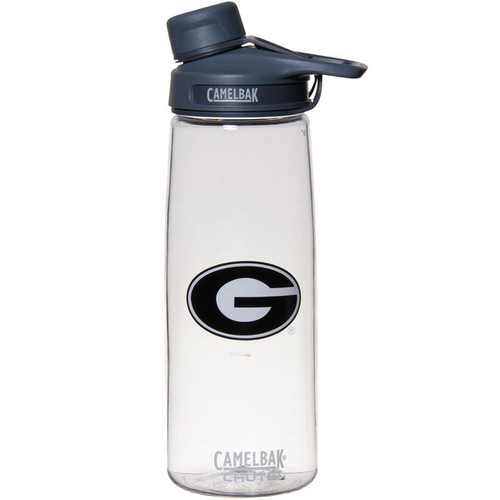 Clear CamelBak UGA 25oz. Water Bottle