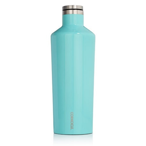 60 oz. Turquoise Corkcicle Canteen