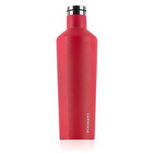 25 oz. red waterman Corkcicle Canteen