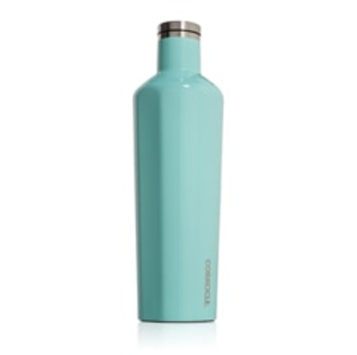 25 oz. Turquoise Corkcicle Canteen