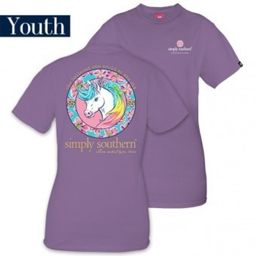 Simply Southern | Youth Unicorn