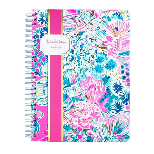 Lilly Pulitzer Mini Notebook in Gypsea