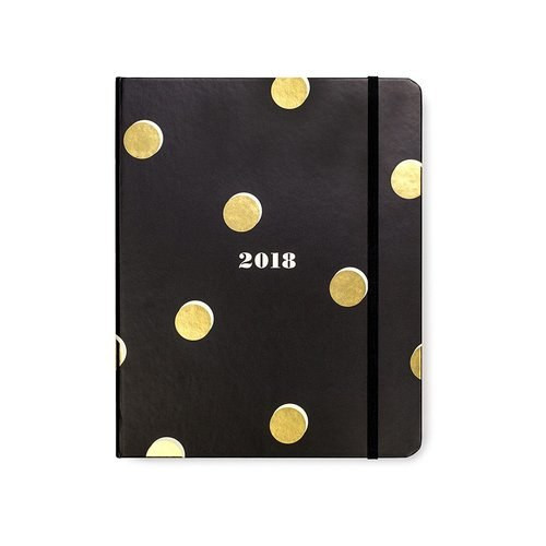 Kate Spade New York 17 month Large Agenda in Scatter Dot