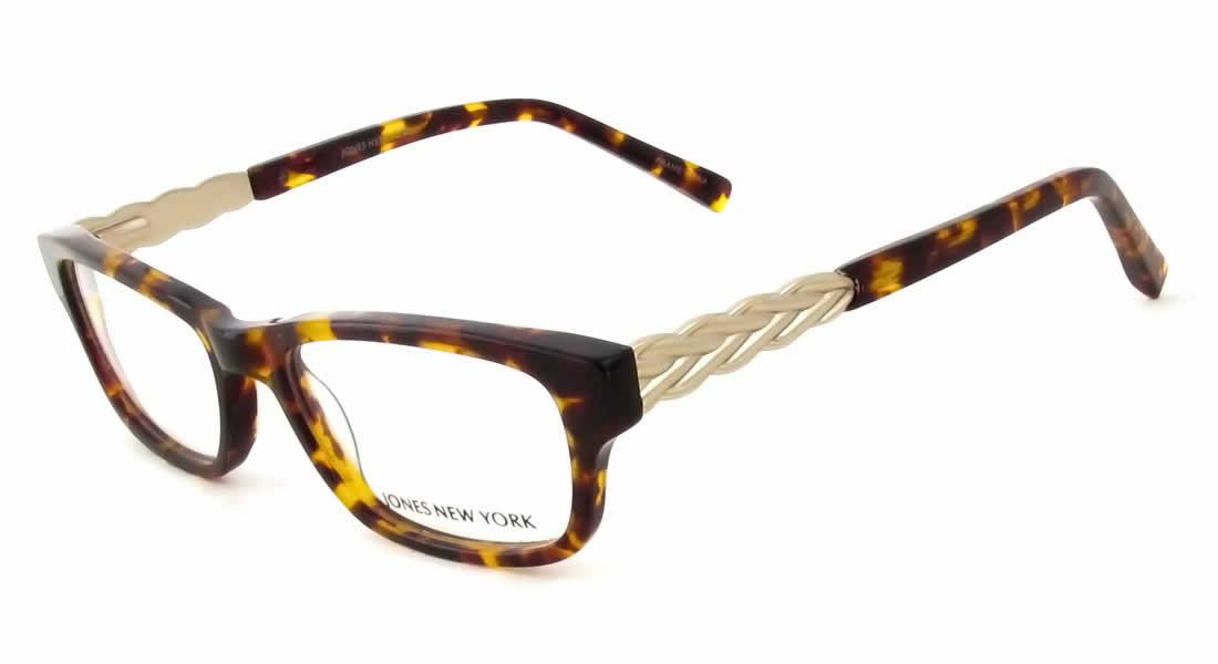 Jones New York Designer Eyeglasses J749 Tortoise :: Rx ...