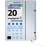 The refurbished, Baxter Sigma Spectrum IV Infusion Pump System (non-wireless model), for purchase or rental, was designed with features to help prevent pump-related medication errors when programming an IV infusion.