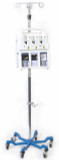 US Med-Equip 8060 Heavy Duty IV Pole