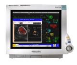 Philips IntelliVue MP70 M8007A Bedside Monitor (ICU or Anesth Config)