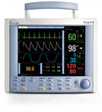 Datascope Passport 2 Patient Monitor with Sidestream Co2