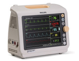 Philips VM6 SureSigns 863065 Portable Patient Monitor