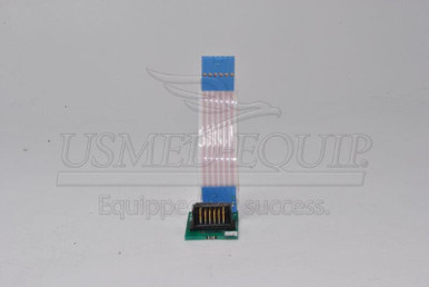 PART 801222-001 :: GE BATTERY BOARD  (Model: Mac 5000)