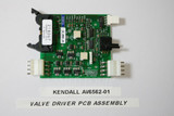 PART AV6562-01 :: Kendall VALVE DRIVER PCB ASSEMBLY (Model: 6060)