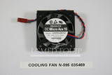 PART 35469 :: Nellcor Cooling Fan (Model: N-595)