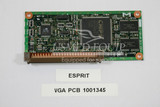 PART 1001345 :: Respironics VGA PCB (Model: Esprit)