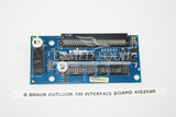 PART 435254R :: B Braun Interface Board (Model: Outlook 100es)