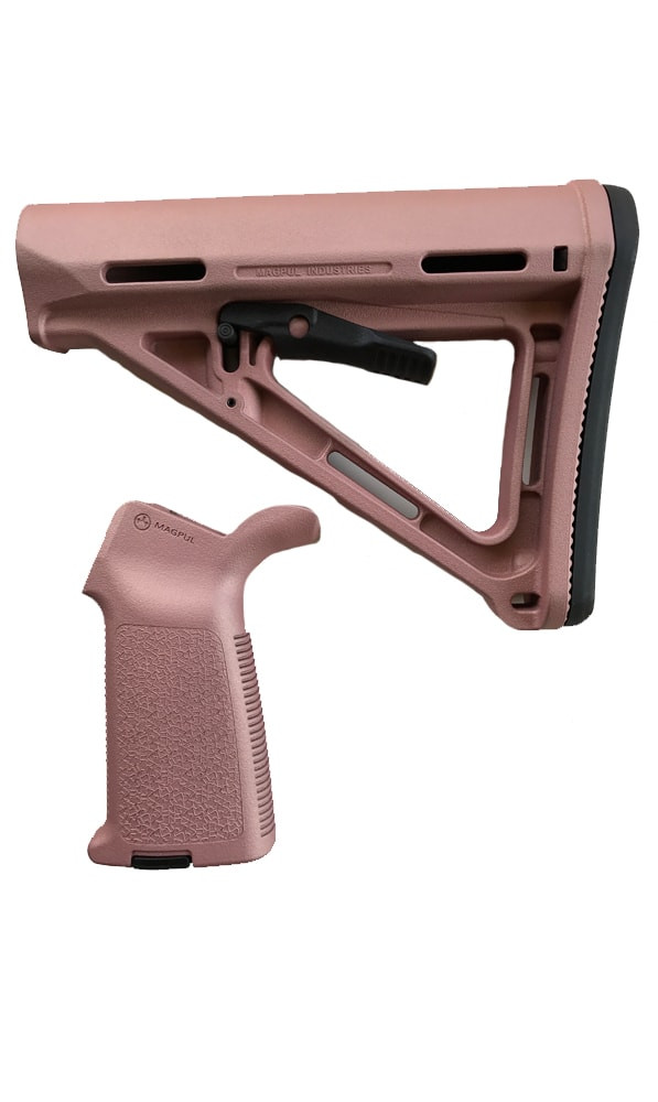 Magpul Stock and Grip Furniture Duo - Cerakote Included