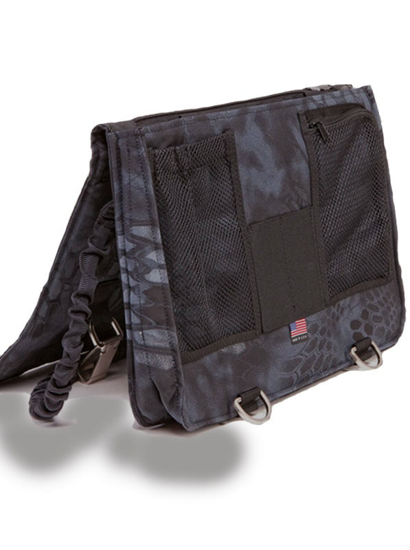NORB Concealed Carry Bag - Inside View