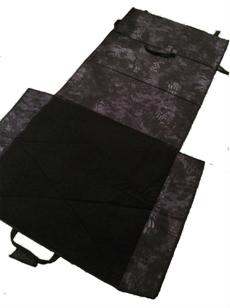 NORM shooting mat with velcro loop fabric top