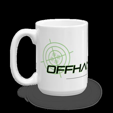 OffHand Gear Mega Mug