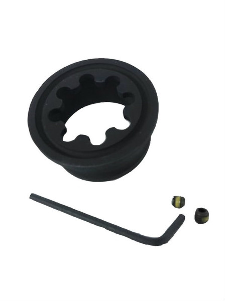 Flat Face Sprocket End Cap