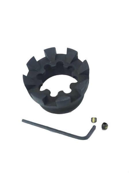Spike Sprocket End Cap