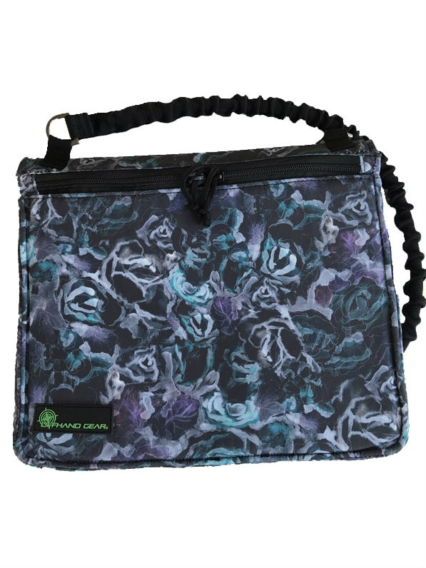 NORB (No Ordinary Range Bag) Spring 17 Floral - Back