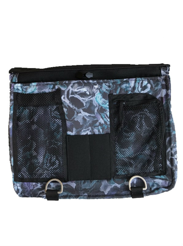 NORB (No Ordinary Range Bag) Spring 17 Floral - Inside