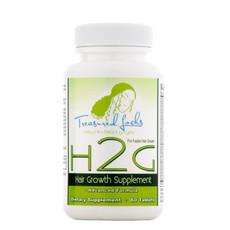Treasured Locks H2G Hair Vitamins- Hair Growth Supplement