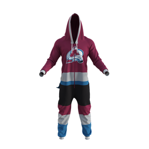 Colorado Avalanche NHL Onesie