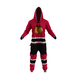 Chicago Blackhawks NHL Onesie