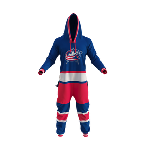 Columbus Blue Jackets NHL Onesie