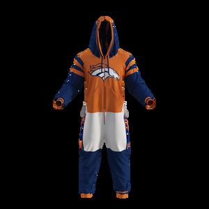 Denver Broncos NFL Onesie